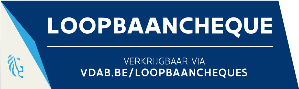 loopbaancheque label